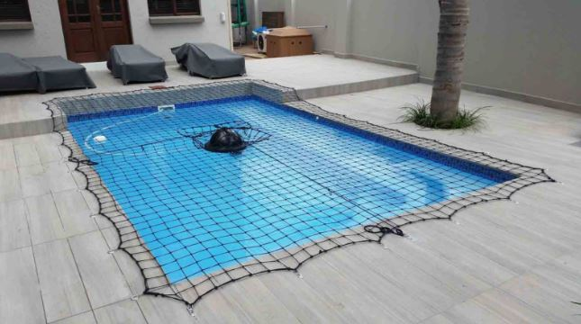 Pool nets pretoria